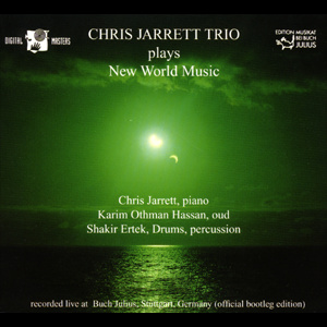 Chris Jarrett Trio - New World Music (2002)